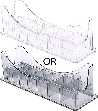 siwetg 1 Pieza 8 Grid Base para 8 P Universal – Cortapelos Limit Guide Fijación Tamaño Barber Repuesto con Clip 3171/500 1/8 Pulgadas hasta 1 Pulgada Set: Amazon.es: Hogar