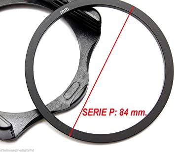 ANELLO adattatore 72 mm universale compatibile COKIN P filtri ring adapter NEW