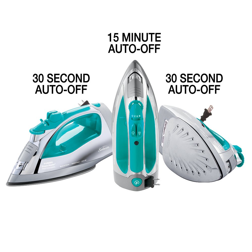 Top 5 Sunbeam Turbo Steam Iron to Buy in 2018| Best Iron of all