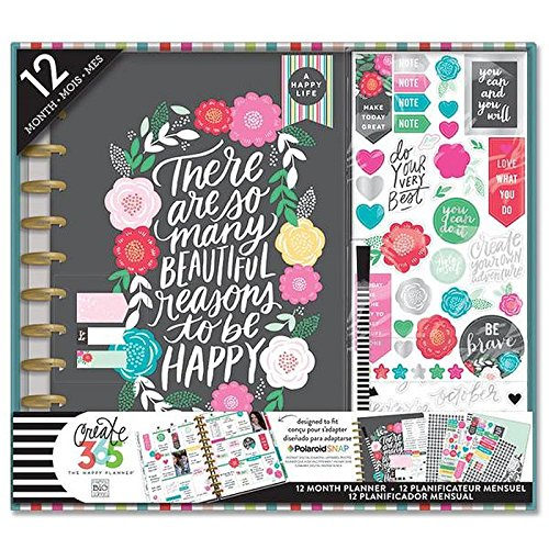 BOX 112 Create Planner Undated Big