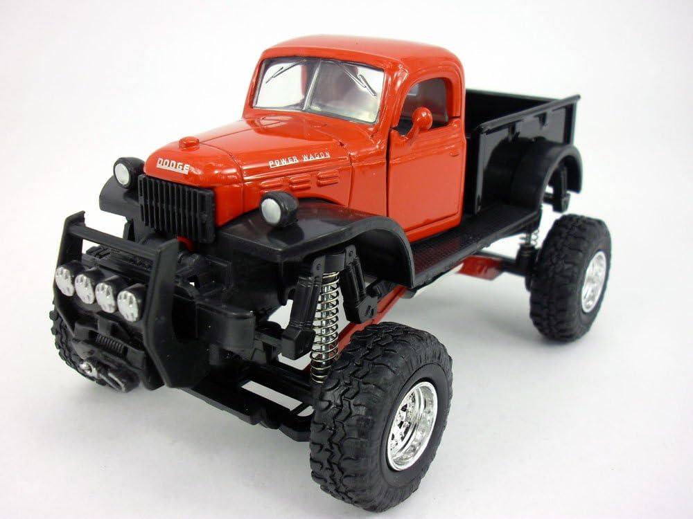Dodge Power Wagon Xtreme Off Road 1//32 Scale Diecast Metal Model NewRay