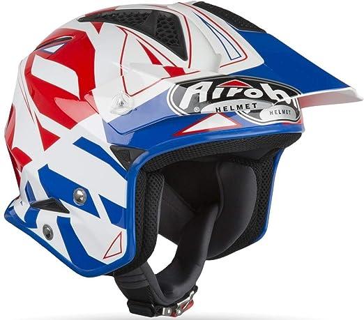 Airoh trrsc18/TRR s Convert Blue Gloss m