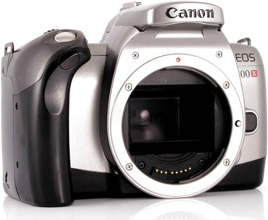 Canon EOS 300 X cámara réflex Digital (Solo Cuerpo): Amazon.es ...