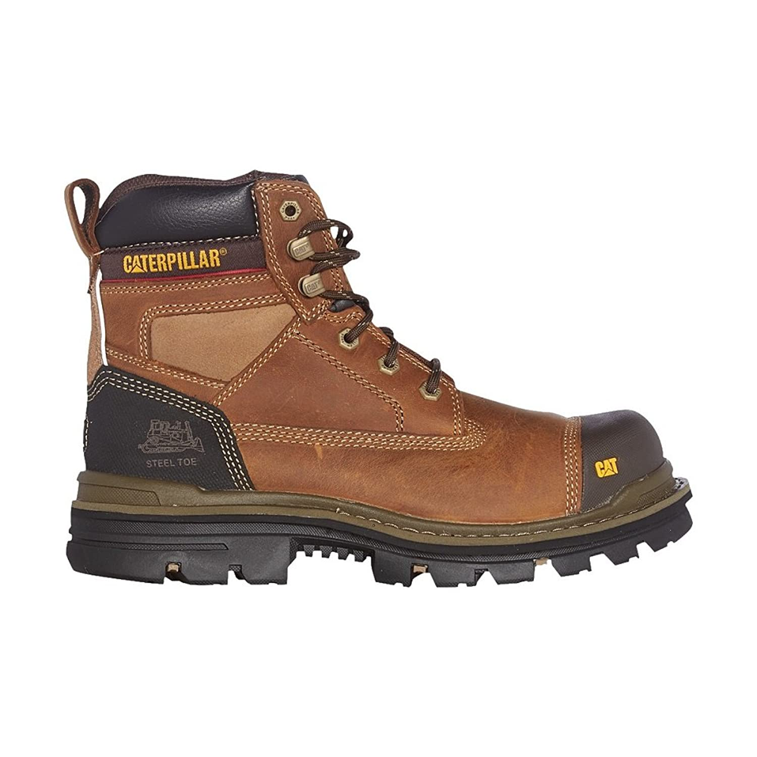 Caterpillar Gravel 6 S3 Mens Safety Shoes Amazoncouk Shoes Bags