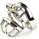 Raycity Peniskäfig Keuschheitsgürtel für Männer Keuschheit (45mm Ring) 146