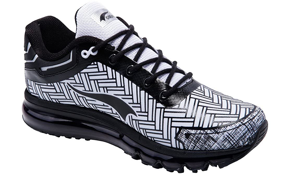 Men's/Women's ONEMIX Men's Air Cushion Breathable 3D Uppers Trail Trail Trail Running Shoe Good design New in stock comfortable GG9770 5fa363