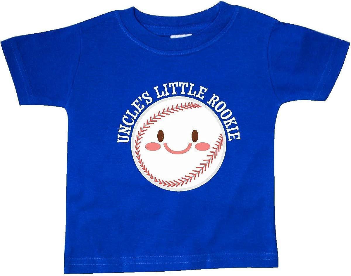inktastic Uncles Baseball Fan Long Sleeve Creeper