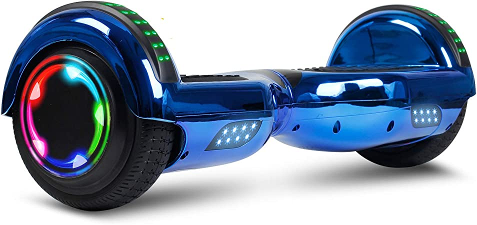 Amazon.com: TST Adorable patinete eléctrico de dos ruedas ...
