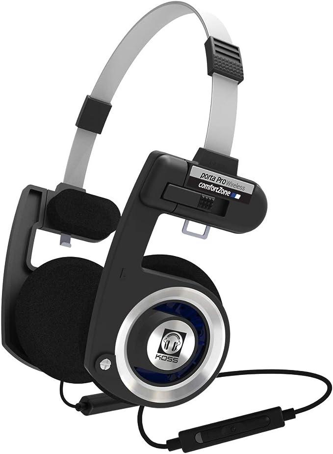 KOSS PORTA PRO mic On Ear Kopfhörer On Ear Leichtbügel Headset,