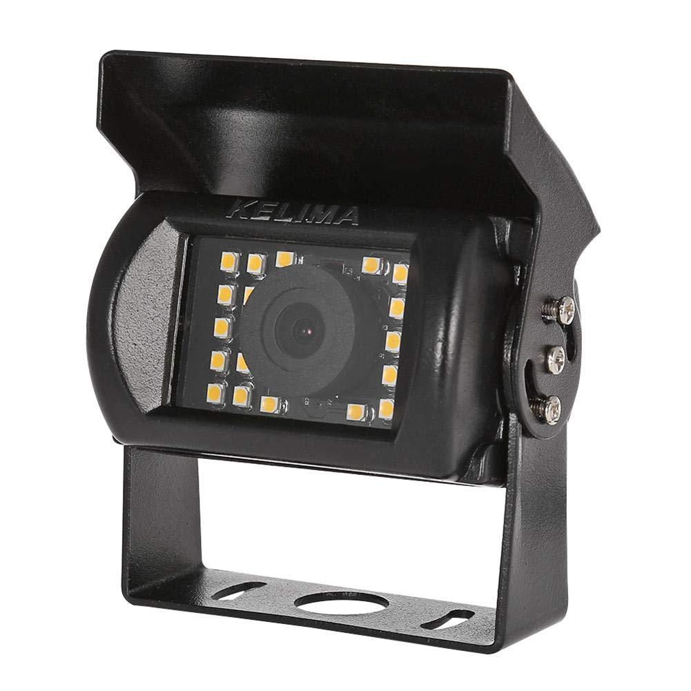 Homyl R/ückfahrkamera EU Nummernschildhalter Parkhilfe Kamera mit 8 LEDs Nachtsicht 170/° IP68 wasserdicht