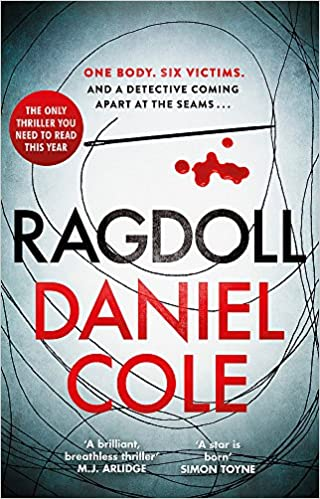 Ragdoll: The thrilling Sunday Times bestseller everyone is talking ...