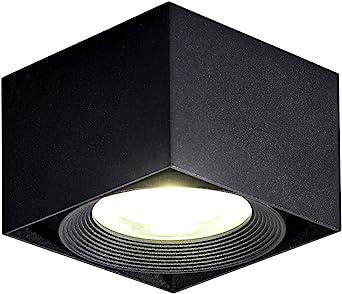 Dr.lazy 10W LED Focos para el techo,Lámpara de techo, Focos de ...