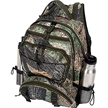 Extreme Pak Trade Invisible Water-Resistant 17 Backpack, Camo