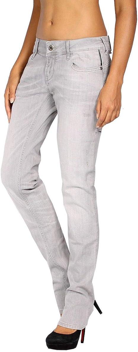 MELTIN'POT – jeansy damskie Monie – Skinny Push-up: Odzież