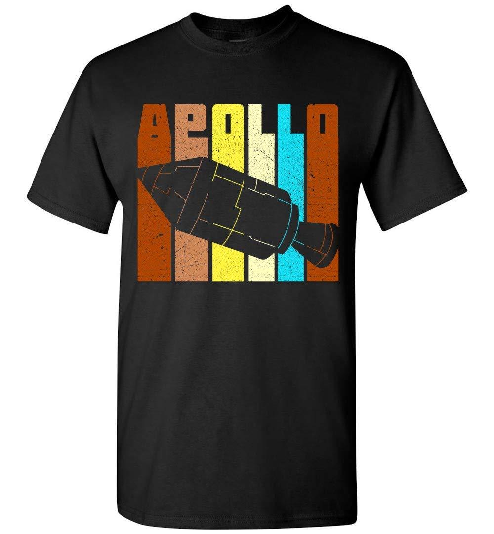 Apollo 11 50th Anniversary Moon Landing 1969 2019 Retro T Shirt