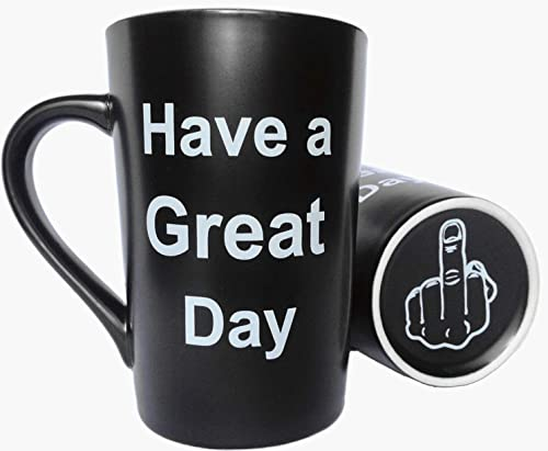 MAUAG Have a Great Day Funny Mug