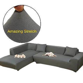 Amazon.com: Taiyucover - Fundas antideslizantes para sofá ...