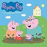Peppa Pig Calendar 2017 -- Deluxe Peppa Pig Wall Calendar (12x12)