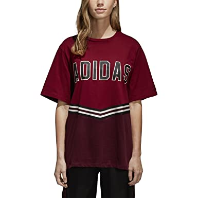 4cad9079edd Amazon.com: adidas Originals Womens Adi Break T-Shirt: Clothing