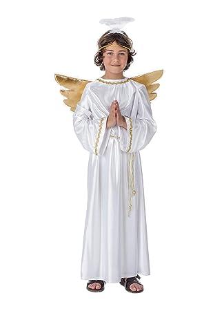 Banyant Toys Disfraz Angel 5-6 años: Amazon.es: Juguetes y juegos