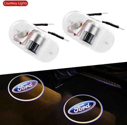 RCJ: proyector láser para puerta de coche con logotipo de cortesía ...