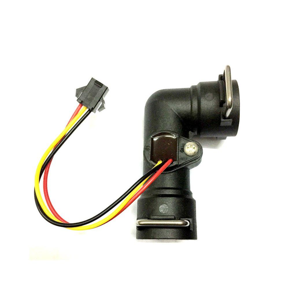 Gas calentador de agua ggeneric vaso agua Sensor de flujo universal 7 tipo agua Sensor de flujo con Pin: Amazon.es: Bricolaje y herramientas