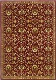 Oriental Weavers Amelia 2331R Area Rug, 5-Feet by 7-Feet 6-Inch