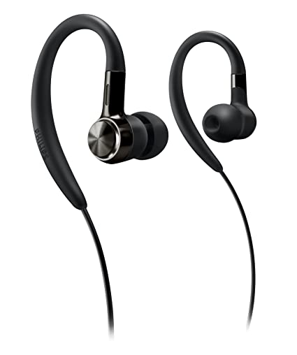 2b77883a9ff Philips SHS8100 28 Earhook Headphones  Amazon.in  Electronics