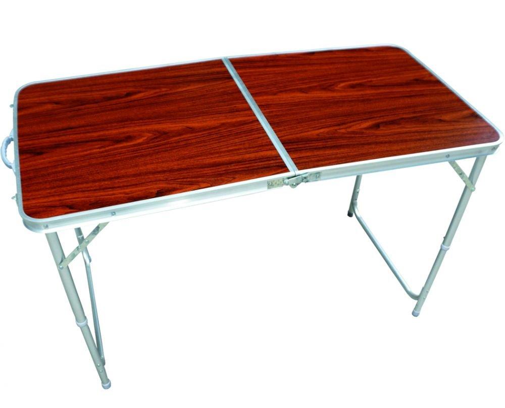 Móvil mesa de camping/Caravana/Aspecto de Madera de tienda de ...
