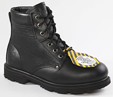 1994b6ccf8 Rhino 65S01 6 inch Steel Toe Safety Work Boot - Black (5)