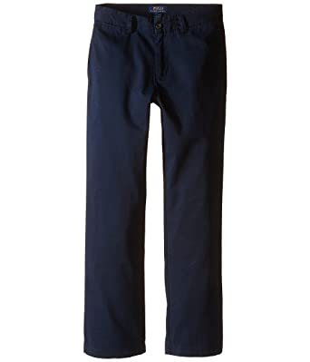 64db470f32b43 Image Unavailable. Image not available for. Color  Polo Ralph Lauren Kids  Suffield Pants Big Kids Aviator Navy Boy s ...
