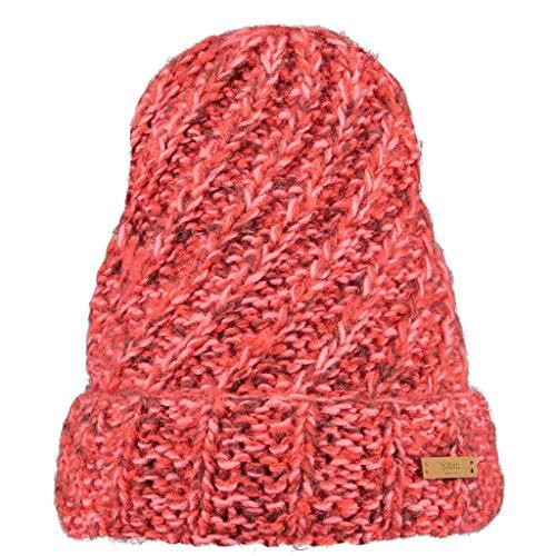 Barts Beanie Olza Gorro rosso Rojo Para Mattone Mujer q1RqgwP