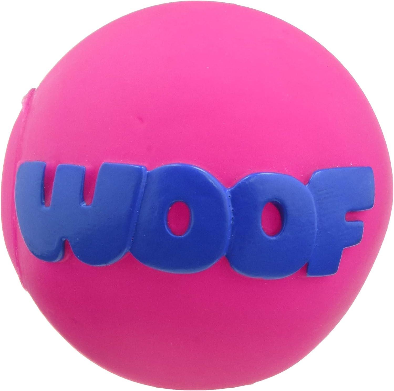 ICA DH2011, Juguete Pelota Woof para Perros, modelos surtidos ...
