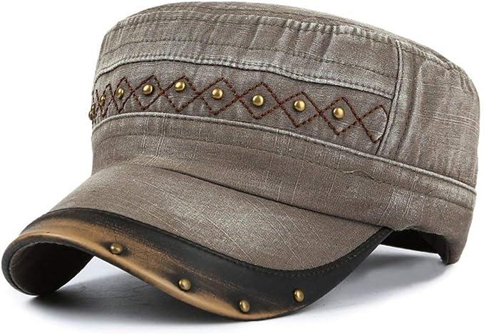 Huixin Gorras Planas Sombrero Para El Sombrero Para Sol Outdoor El ...