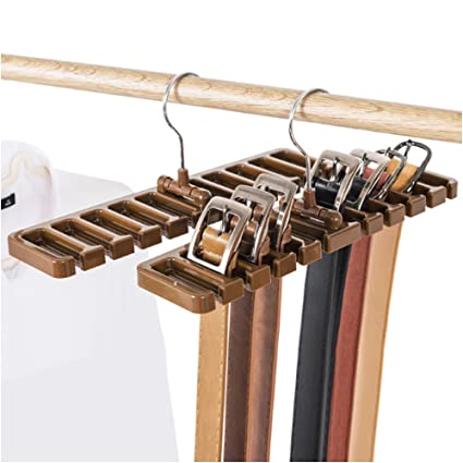 Xdobo Belt Rack Organizer Hanger Holder For Men Closet, Multipurpose Closet  Belt Storage Organizer,