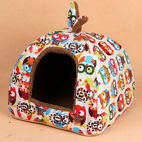 Puppy House Plush Foldable Sizes product image