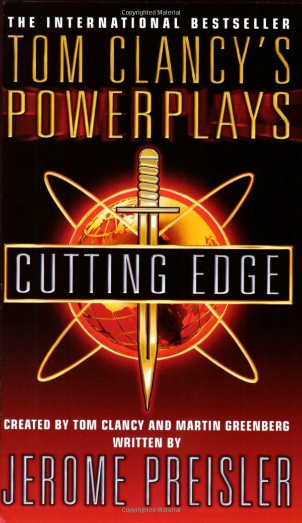 Cutting Edge (Tom Clancy's Power Plays, Book 6) pdf