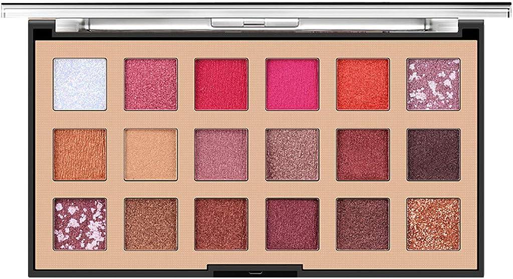 Afazfa Pearl Glitter Eye Shadow Powder Matt Eyeshadow Cosmetic Makeup 18Color