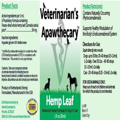 Animal Essentials Echinaceal Goldenseal 1 FL. OZ