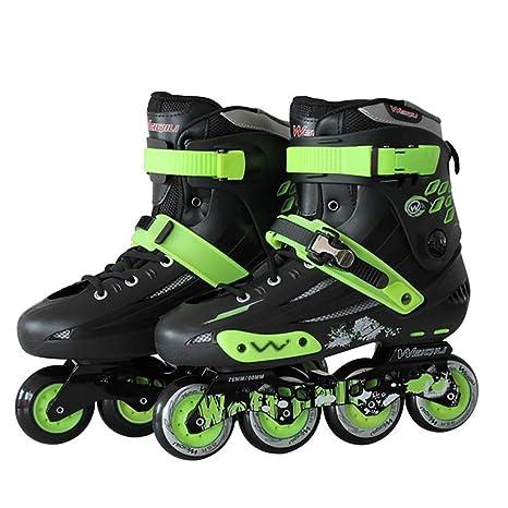 Skates Zapatos De Patinaje Sobre Adultos Patines Rectas Zapatos De Patinaje Sobre Zapatos Planos Profesionales Hombres