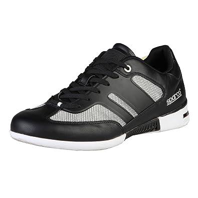 Sparco - Zapatillas de Deporte de Caucho Hombre: Amazon.es: Zapatos y complementos