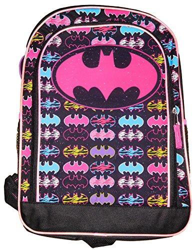 DC Comics Batgirl Logos Backpack product image