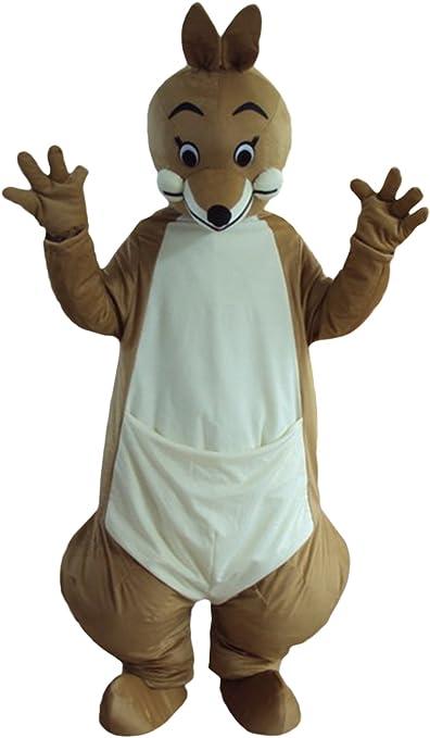 Happy Shop - Disfraz de Canguro de Halloween, para Adultos ...