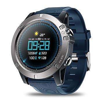 Amyove Reloj Inteligente Zeblaze VIBE3 Pro Pantalla táctil a ...