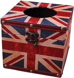 Bandera Papel Higiénico Box Cover: Amazon.es: Hogar