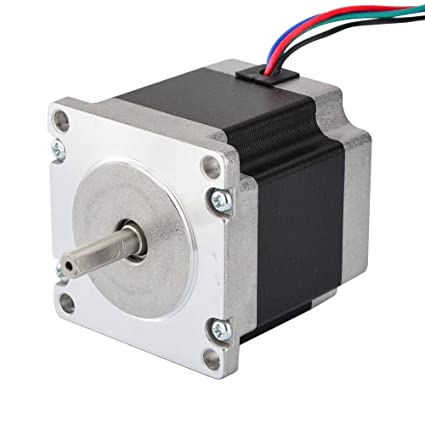 STEPPERONLINE Nema 23 CNC Stepper Motor 2.8A 178.5oz.in/1.26Nm CNC on 4 wire relay wiring diagram, 4 wire switch, 4 wire oxygen sensor wiring diagram, stepper motor driver circuit diagram, 4 wire stepper motor wiring color code,