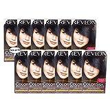 Revlon Hair Color Soft Black(11) (Pack of 12)