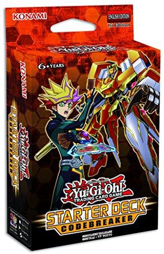 Yu-Gi-Oh! 2018 English Edition Starter Deck Codebreaker