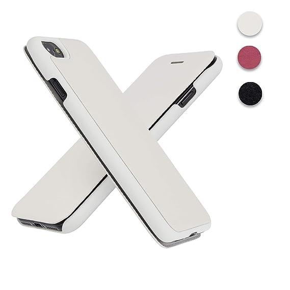 super popular 21581 ced7f iPhone 7 Case - iPhone 8 Cases - Flip Phone Case - Wallet Phone Cases -  Anti-Radiation Phone Case - Leather Wallet Cover - Apple iPhone 7/8 Case ...