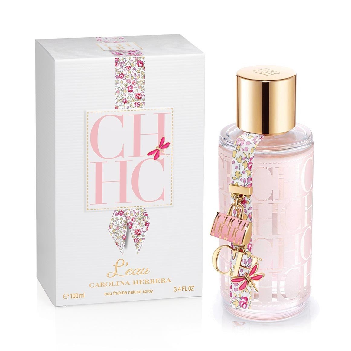 Carolina Herrera CH L'eau for Women-1.7-Ounce Eau Fraiche Spray CAH07069 36742